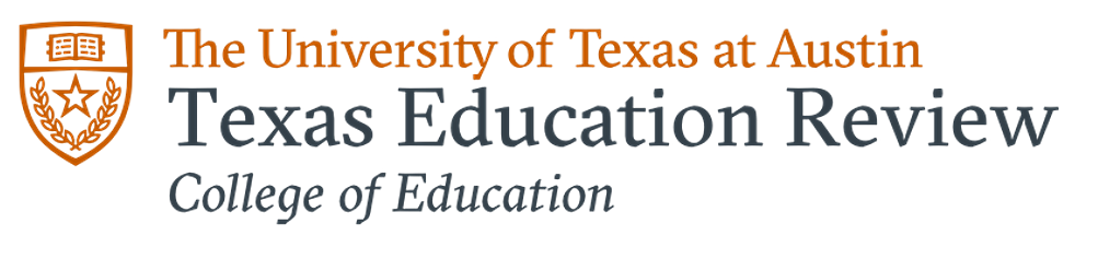 Logo for Texas Education Review